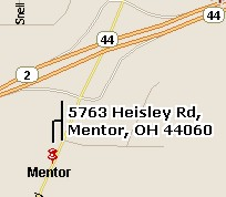 Map of Holiday Inn location